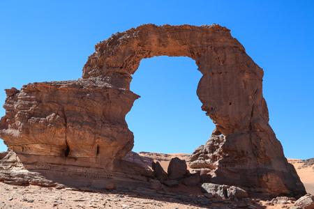 Rocks of sahara