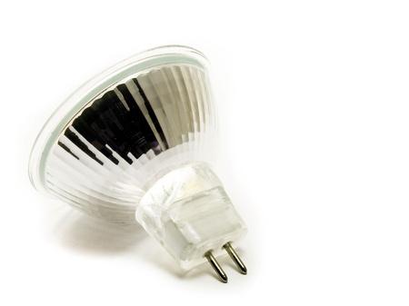 Light bulb isolated on white background Stock Photo - 12164879