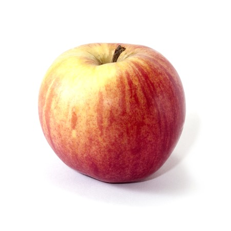 Apple isolated on a white background Stock Photo