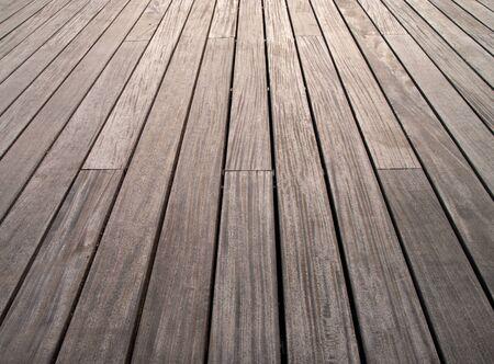 robust: Teak Floor, Close Up