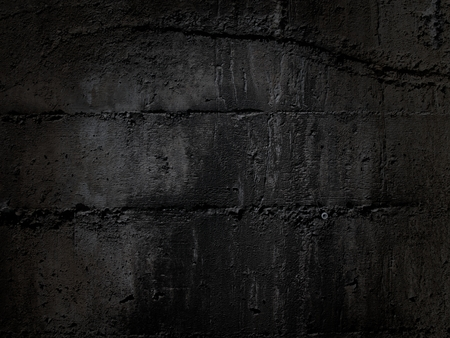 edited photo: Dark Concrete Background; photo of a concrete surface and edited to a dark and sullen background, useful for many applications Stock Photo