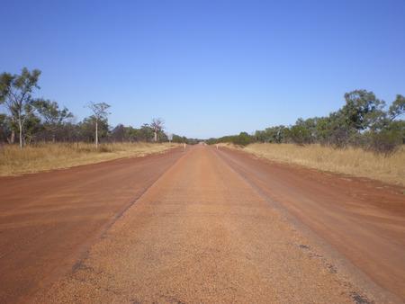 endless: Endless Road in Australia, Point of view