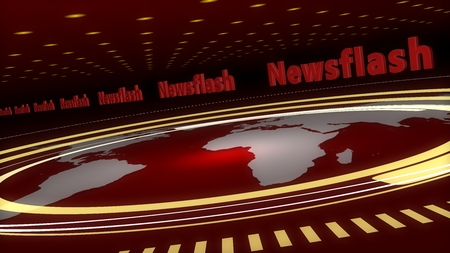newsflash: newsflash Background Stock Photo