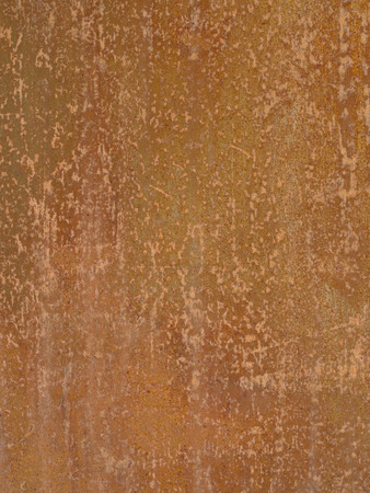 metal structure: Close up of a Rusty Steel Plate, useful as background, texture and many more... Stock Photo