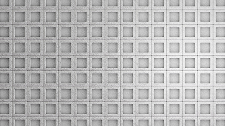 Architectural Design of a Ceiling, View from the Bottom