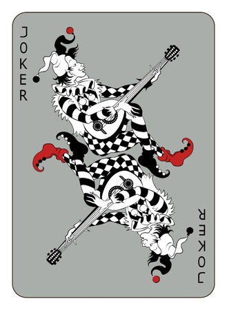 joker card: Joker Playing Card