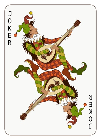 buffoon: Joker Playing Card