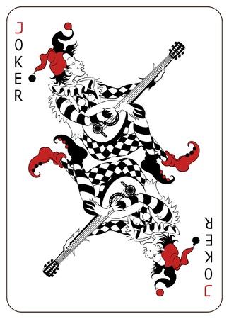 joker playing card: Joker Playing Card