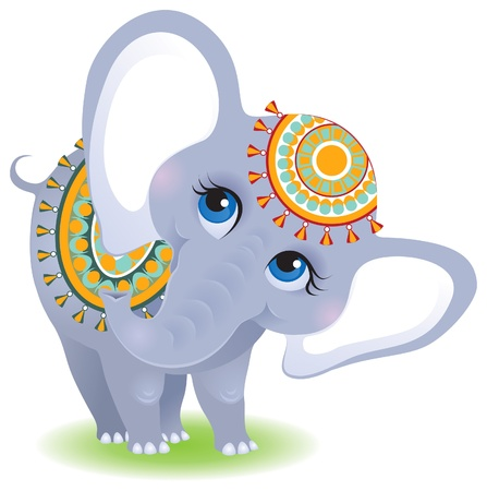 act: Indian elephant