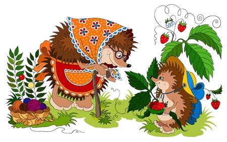 whelps: Family Illustration