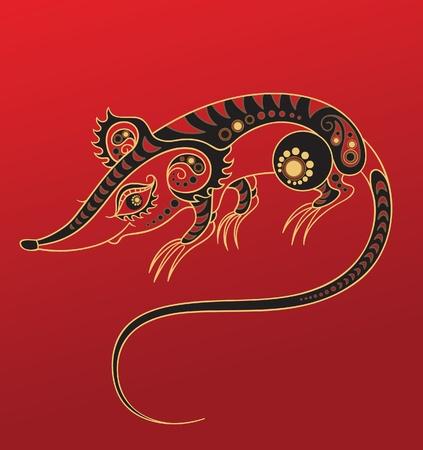 Chinese horoscope. Year of the rat