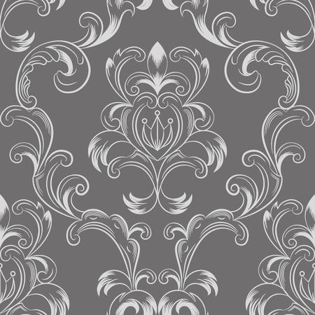 French wallpaper for your design