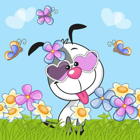 꽃과 나비 개