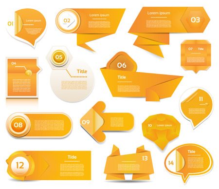Modern infographics options banner. Vector illustration. can be used for workflow layout, diagram, number options, web design, prints. Vector