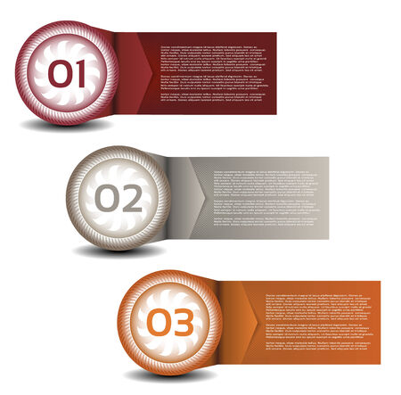 Vector Paper Progress background  product choice or version  Vector