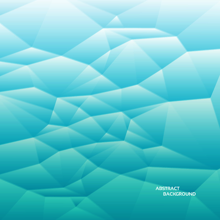 Abstract light blue background. Vector illustration Illustration
