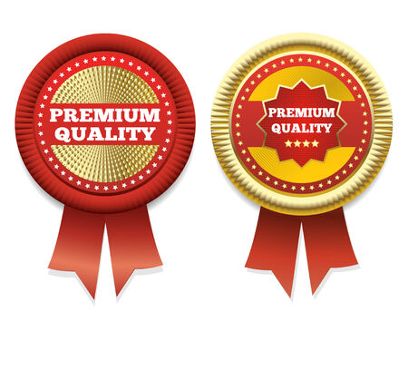 Premium Quality Vector Label Vector
