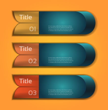 Vector Progress Background   Product Choice or Version   Vector