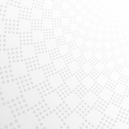 minimal: white & grey abstract perspective background Illustration