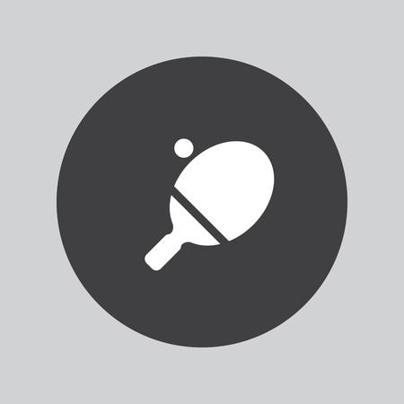 ping pong: Ping pong icono