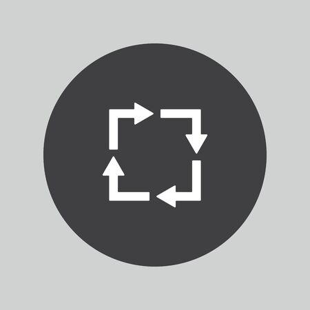 loop: icono de bucle