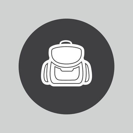 schoolbag: schoolbag icon