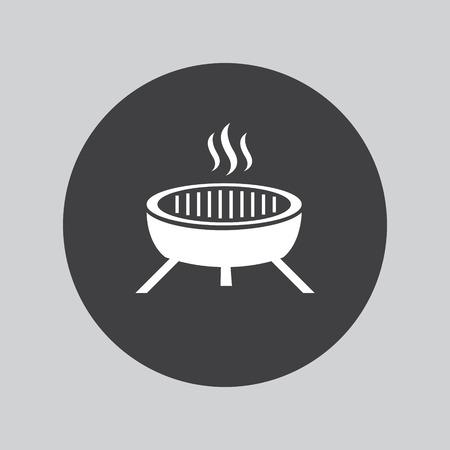 grill: grill Illustration