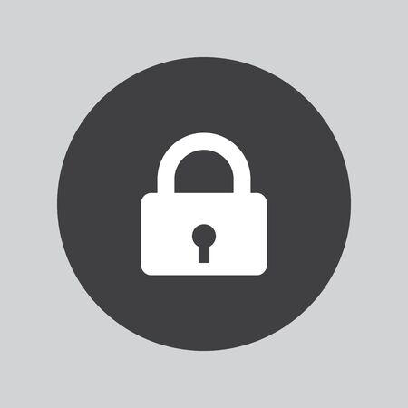 locker: Locker icon Illustration