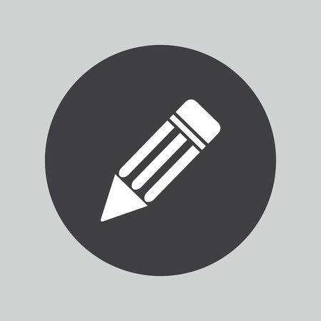 Pencil sign icon. Edit content button