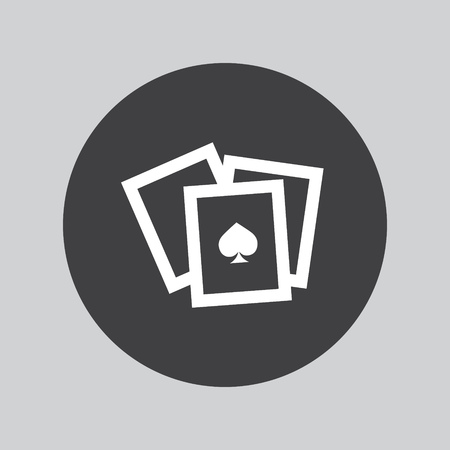 ace of diamonds: Playing cards icon