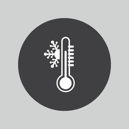 Freeze-Symbol Vektorgrafik