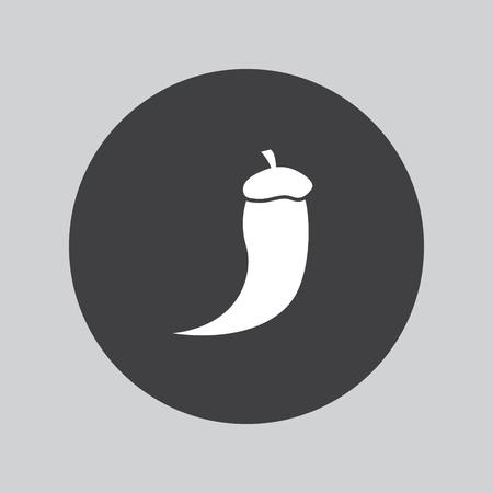 chilli: Chilli pepper icon