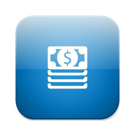 dollar bill: dollar bill icon