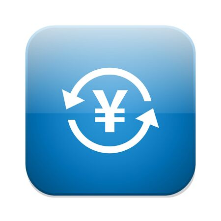 yen: Yen icon Illustration