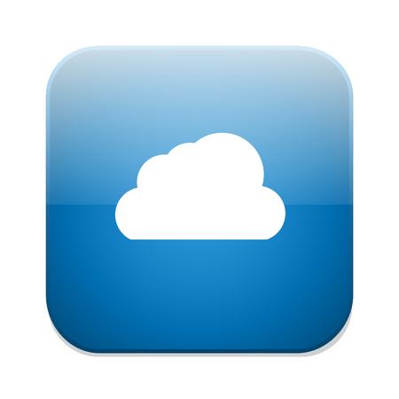 cloud: Cloud icon