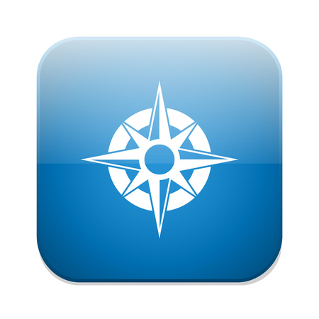 navegacion: Icono de navegación Brújula Vectores