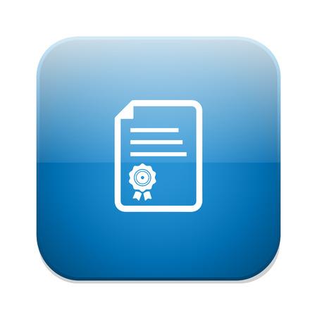 icona del certificato
