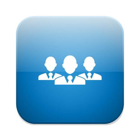 people icon: people network icon