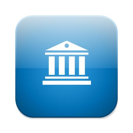 derecho romano: icono palacio de justicia