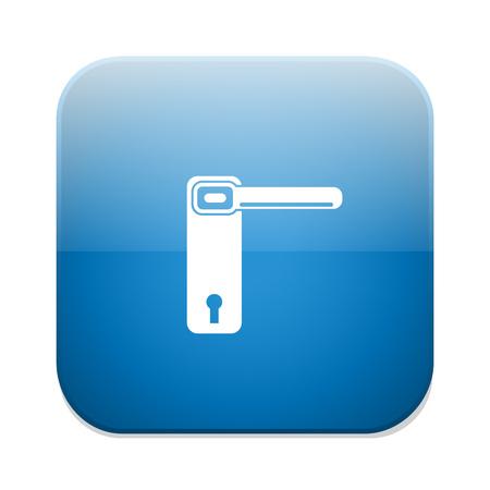 door handle: door handle icon