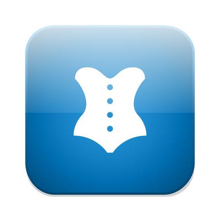 bodice: corset