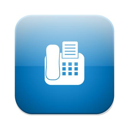 fax icon: fax icon