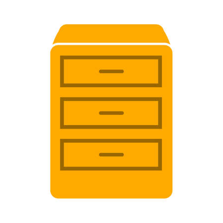 Archive  business  cabinet icon
