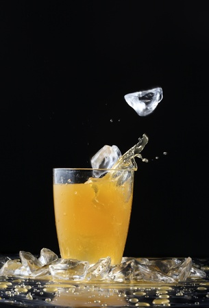 chilled juice