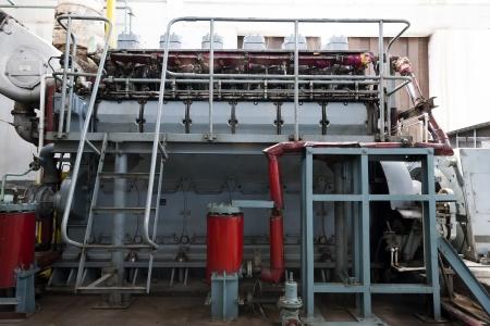 generador de energ�a el�ctrica Foto de archivo - 14788529