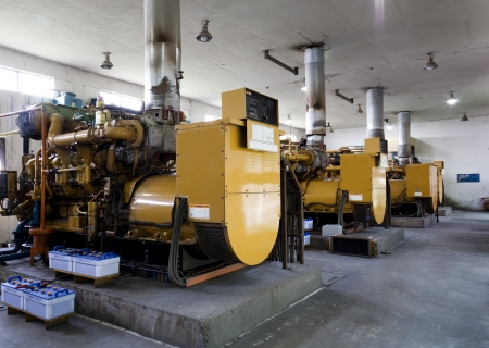 electrical power generator photo