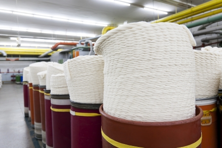 textile factory Stock Photo - 14788533