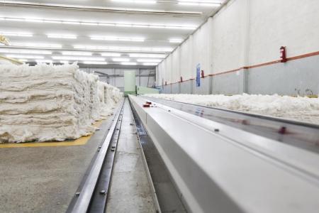 textile factory  Stock Photo - 14788468