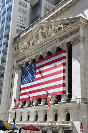new york stock exchange: Borsa di New York Edificio