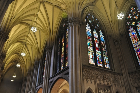 Inside Saint Patrick s Cathedral Stock Photo - 14963083